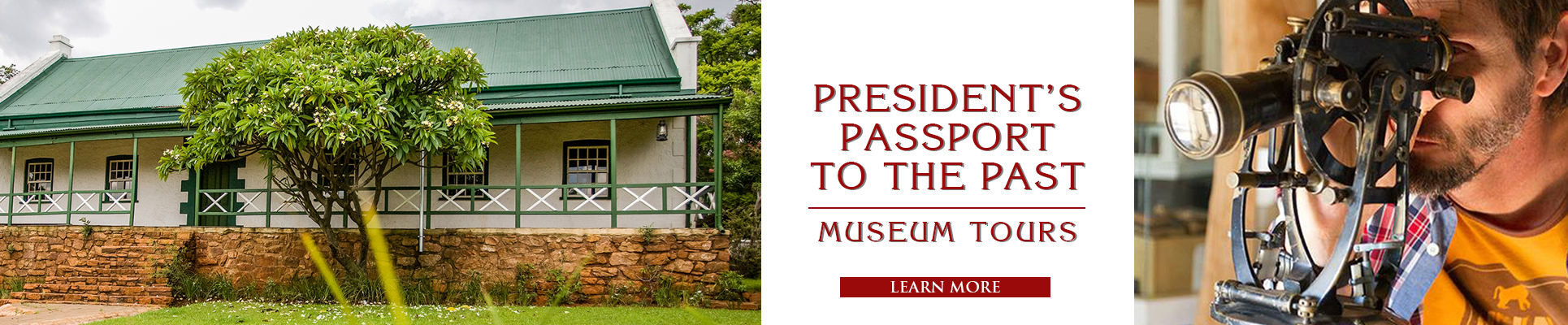 Paul-Kruger-Country-House-Museum-Tours