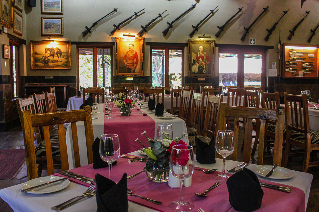 Kedar Heritage Lodge - Rustenburg Restaurants