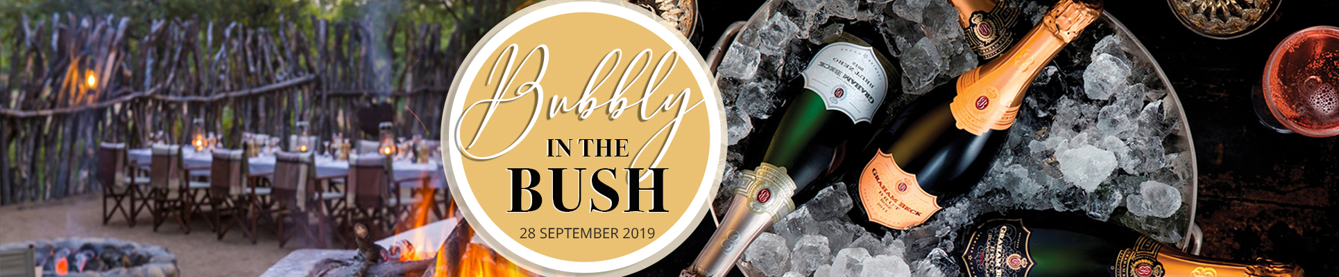 Bubbly Tasting Events at Kedar Heritage Lodge Rustenburg