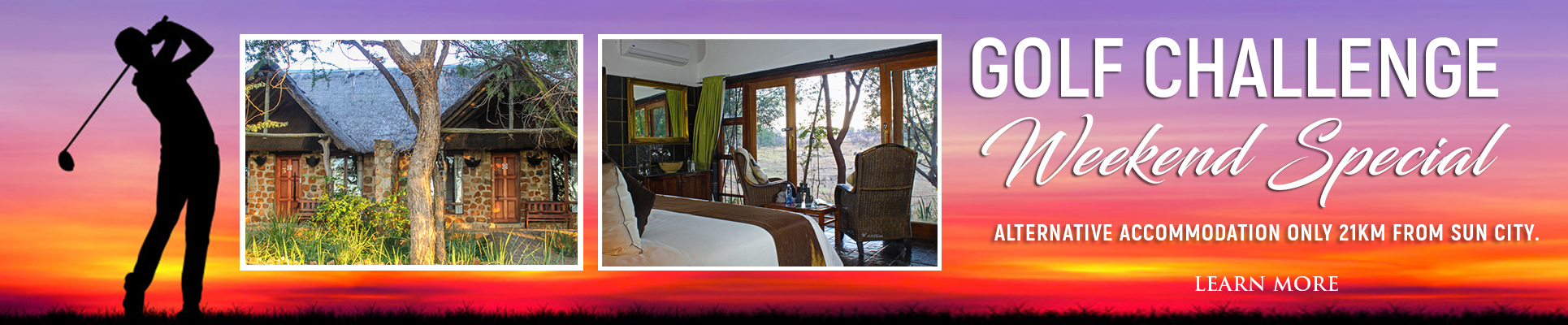 Kedar Heritage Lodge Nedbank Golf Challenge Accommodation Special in Rustenburg Lodges near Sun City