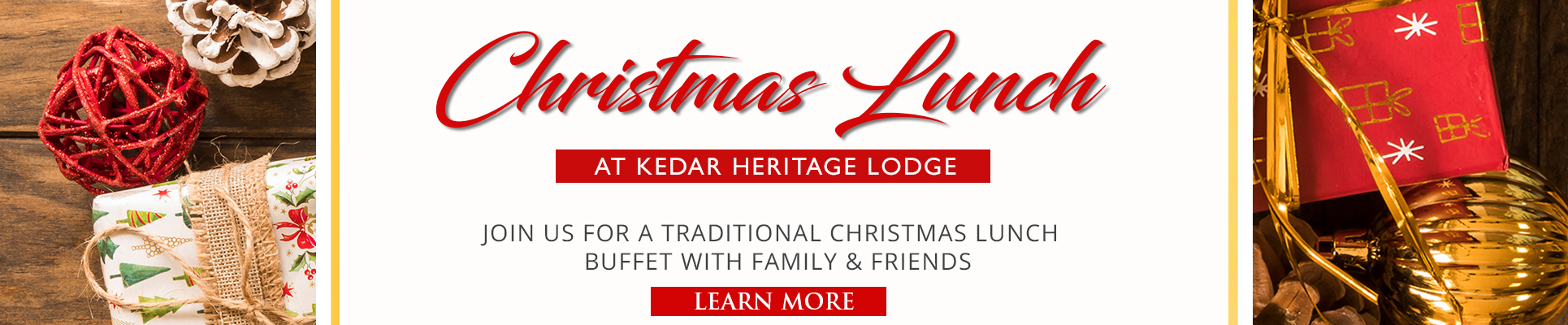 Kedar Christmas Lunch 2019