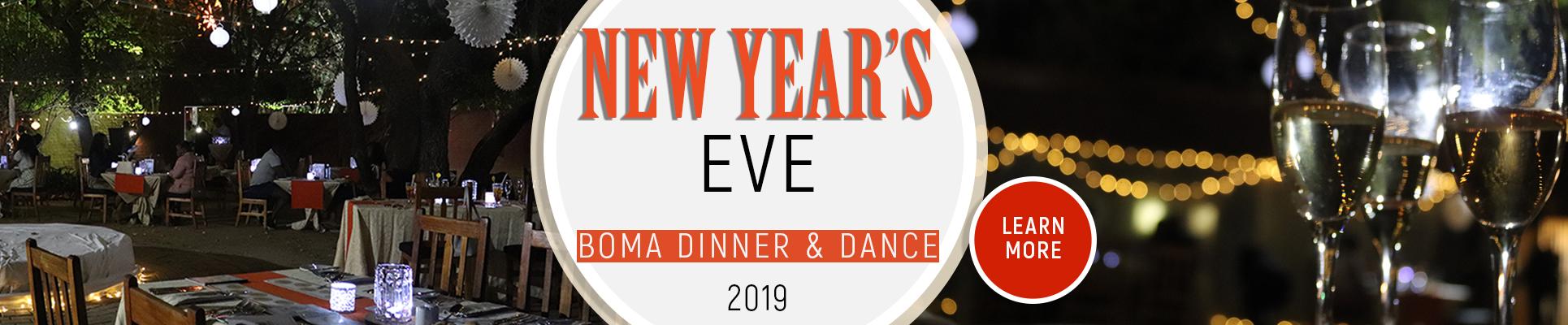 Kedar New Years Eve Boma Dinner 2019