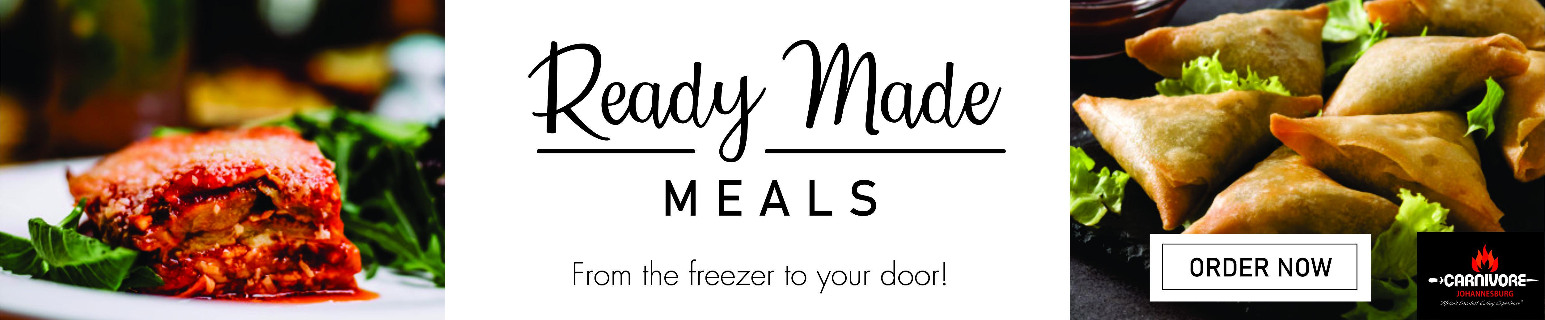 Kedar Lodge Ready Made Meals