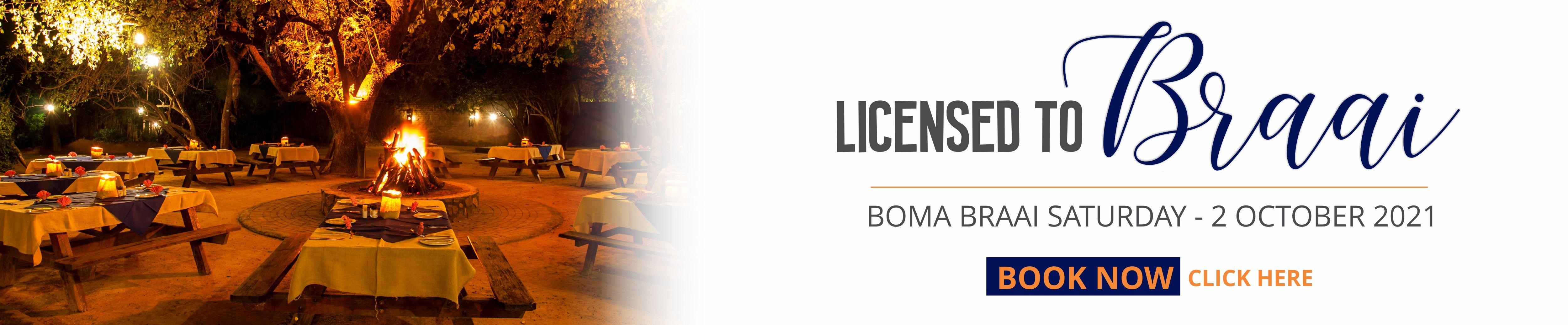 October Boma Braai 2021