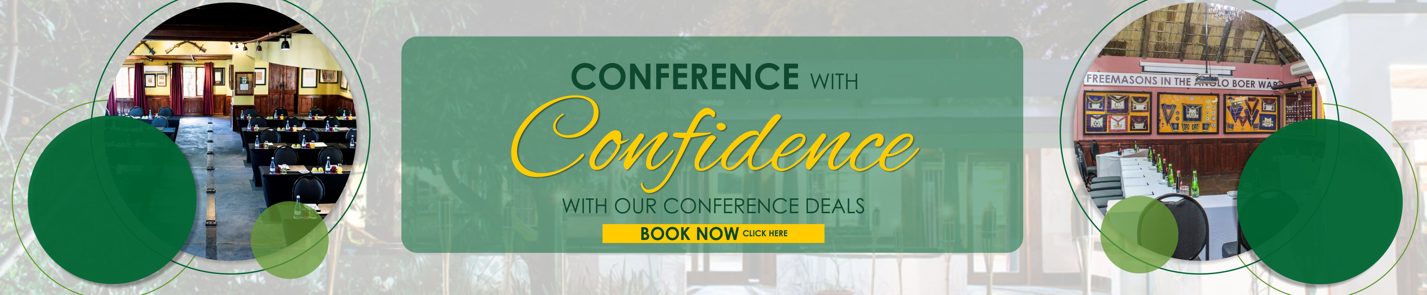 October Conference Deal 2021