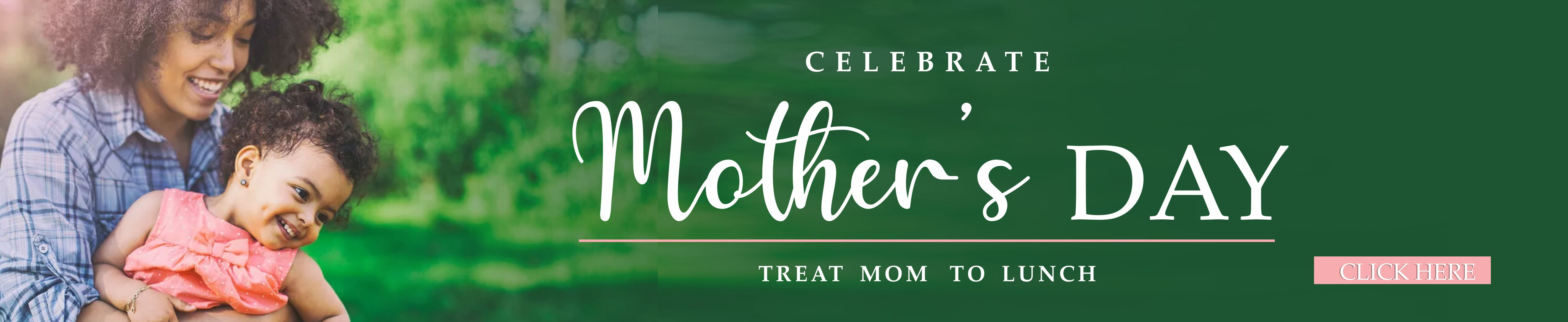 Join us for Mother's Day lunch at Kedar Heritage Lodge, Rustenburg