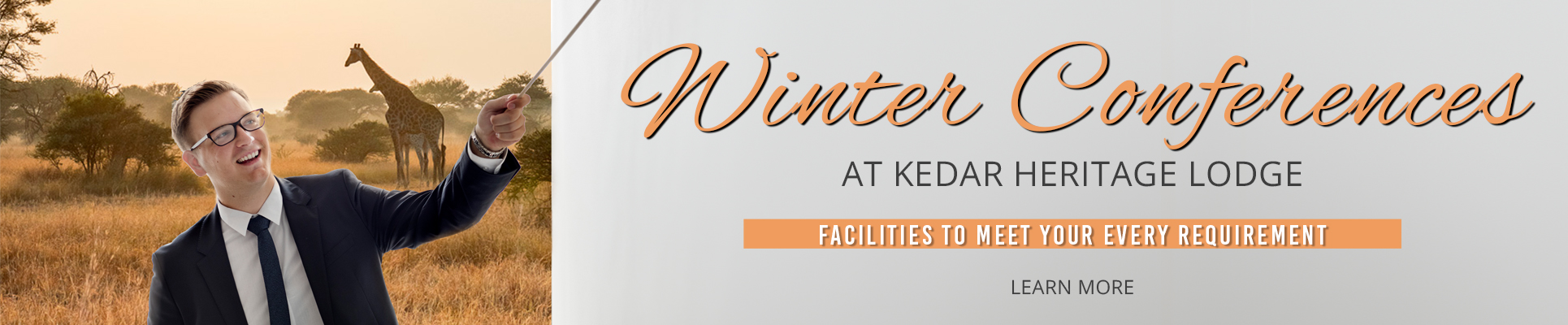 Kedar Heritage Lodge Winter Conference Specials 2019